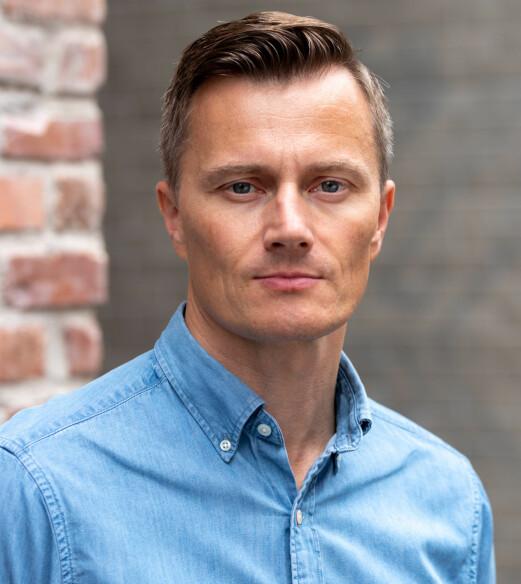 Geir Allan HoveDaglig leder