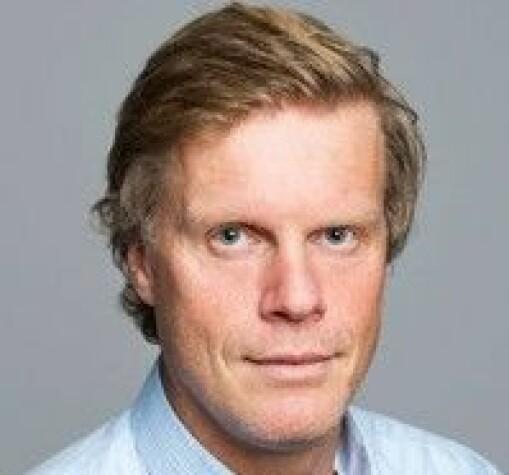 Tomas SundeSalgssjef