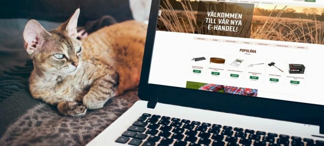Fremtidens nettbutikk for Granngården