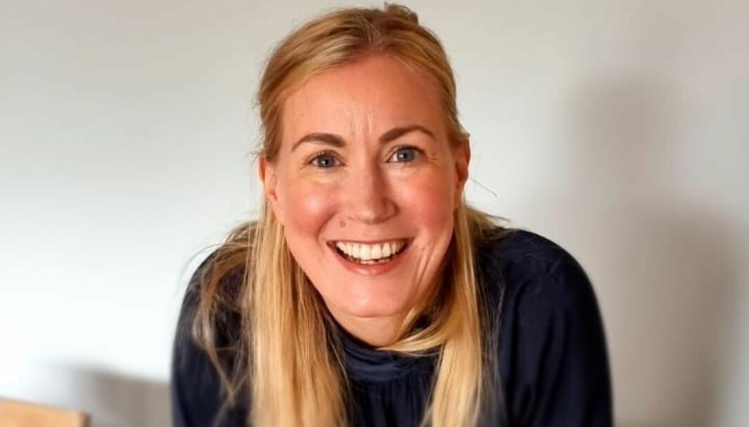 Ingrid Kjöllerström, HR sjef i NOVA