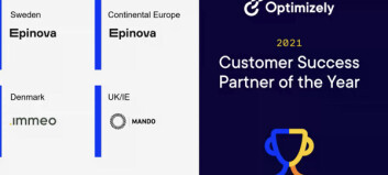Epinova kåret til Customer Success Partner of the Year