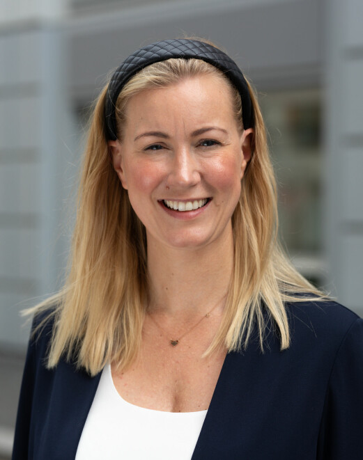 Ingrid KjöllerströmHR Sjef