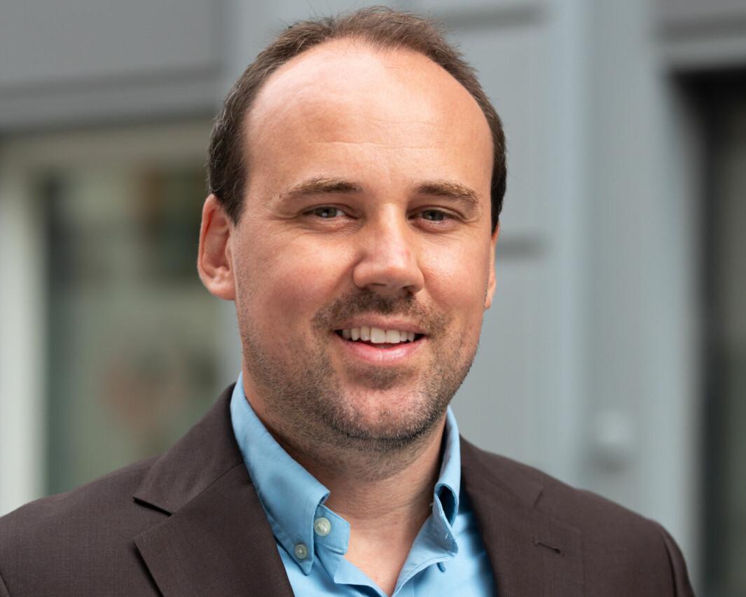 Alexander Dybdahl, leder for rekruttering i NOVA